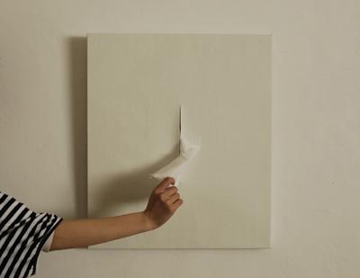 """ティッシュが絵になるティッシュケース「eninal """"Tissue Case""""」の写真"""