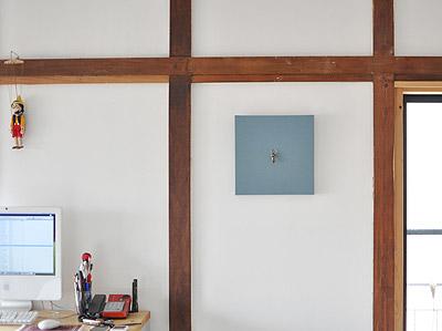 """小物が絵になるトレイ「eninal """"Tray"""" mini [color] - 藍鼠(あいねず)」の写真"""
