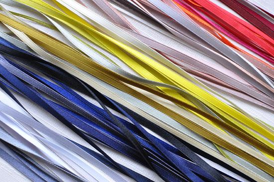 リボン・アクセサリー「Lines」