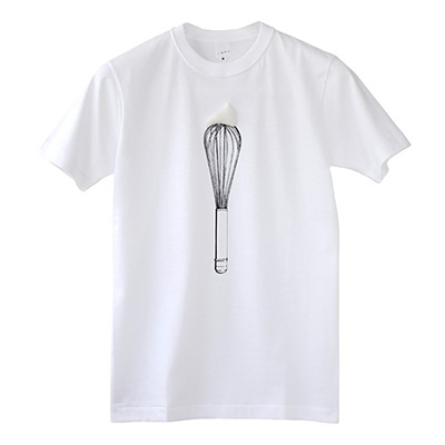 SHIKISAI Alternative T-shirt, Whisk