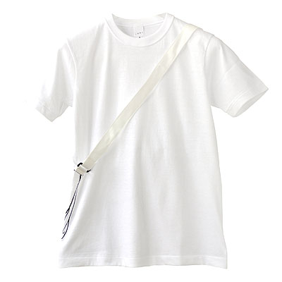 SHIKISAI Alternative T-shirt, Shoulder Bag