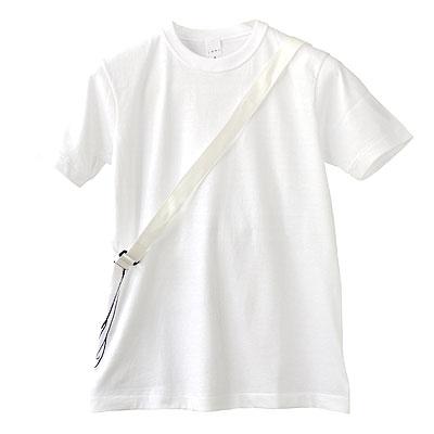シキサイTシャツ「カバン」前