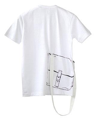 シキサイTシャツ「カバン」後、ストラップ