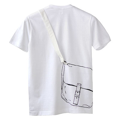 SHIKISAI Alternative T-shirt, Shoulder Bag, back