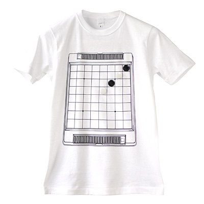 SHIKISAI Alternative T-shirt, Reversi