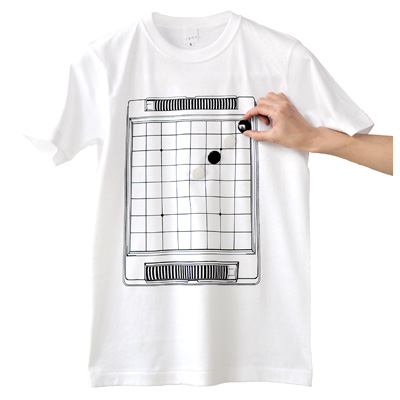 SHIKISAI Alternative T-shirt, Reversi2