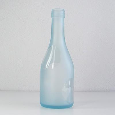 生まれ変わったガラス瓶「bottle」