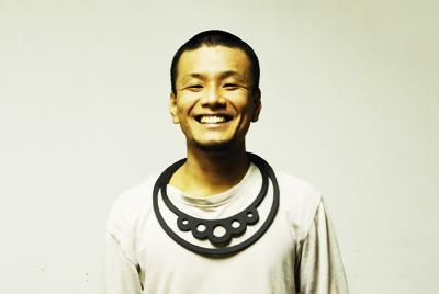 「ゴム髪環/GOMU-HAKKAN」