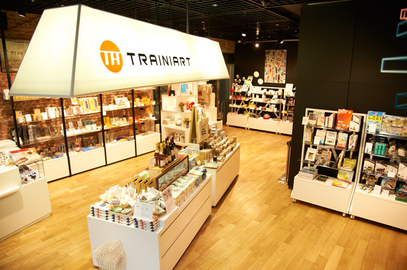 NOVELAX STORE Tokyo Station Gallery @東京駅